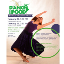 Dance for Food